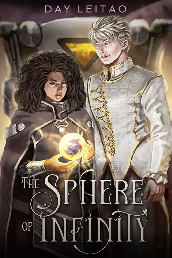 The Sphere of Infinity - An Aladdin Retelling short novel
