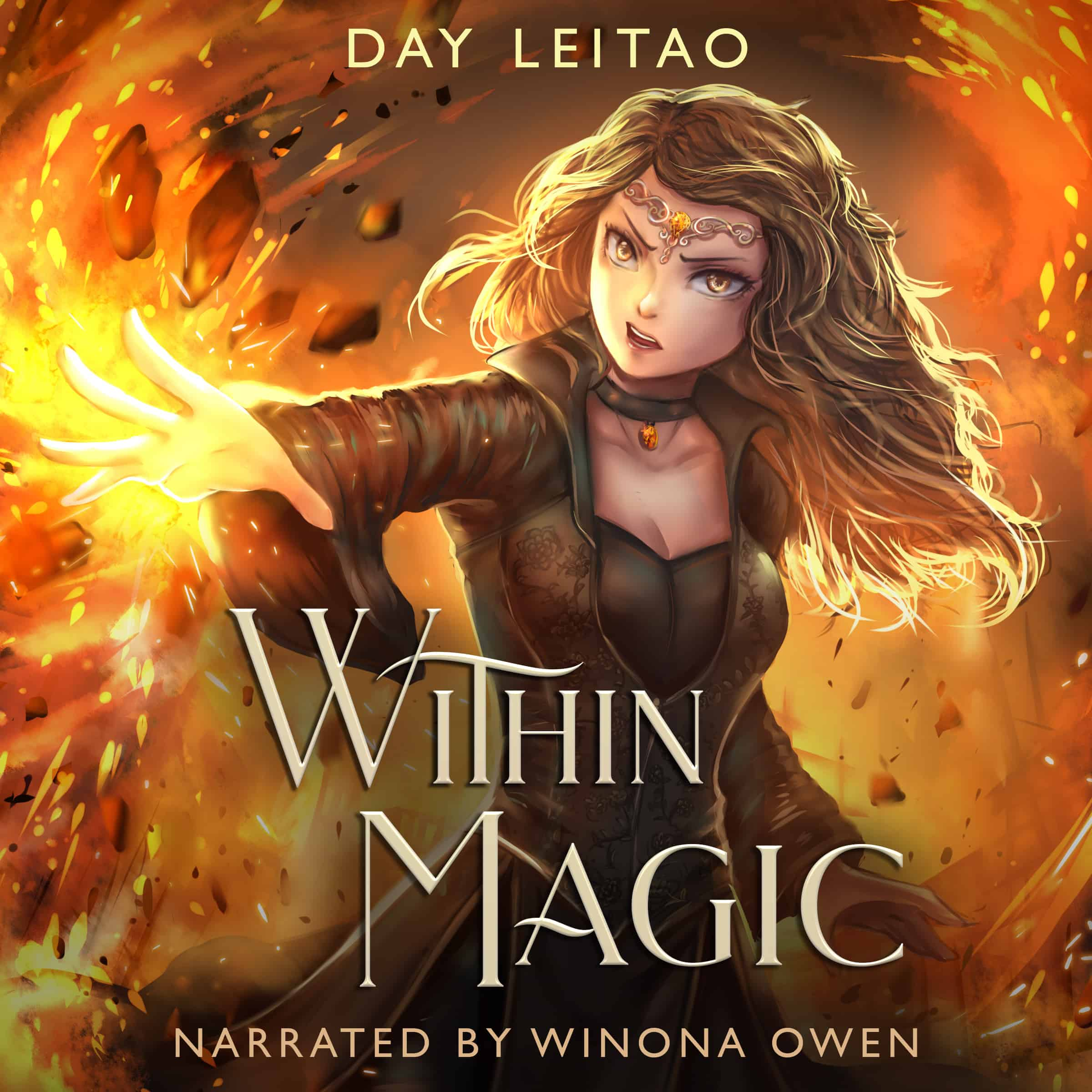 within magic audiobook