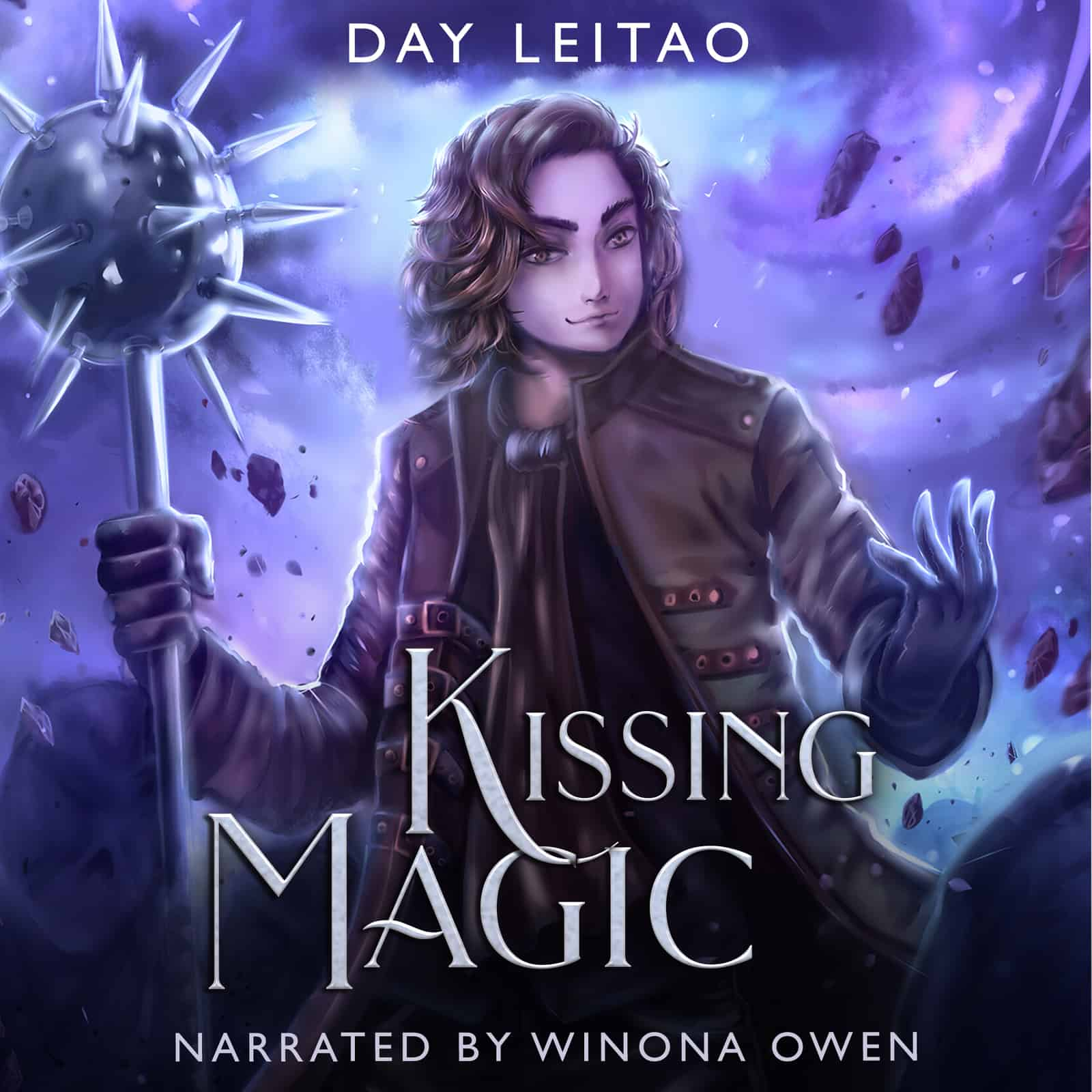 Kissing Magic audiobook
