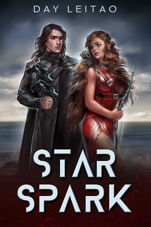 Star Spark - A Ya space fantasy