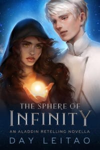 The Sphere of Infinity - YA space opera