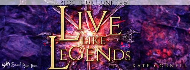 Live Like Legends Tour Banner