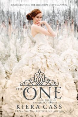 The One By Kiera Cass The Selection Series