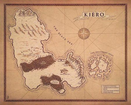 Heir of Lies map