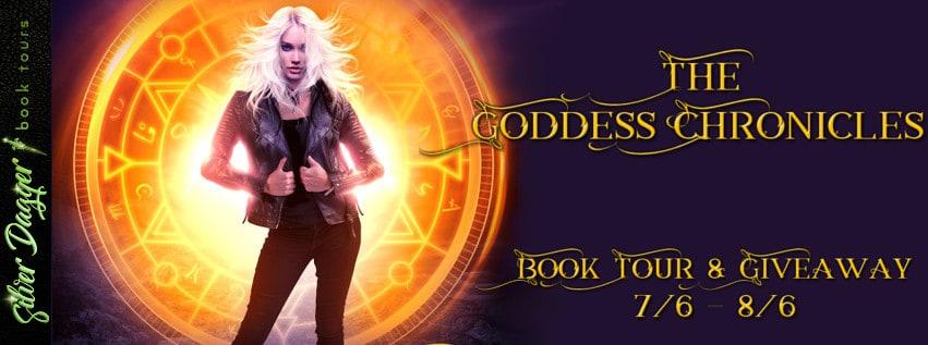 The Goddess Chronicles Banner