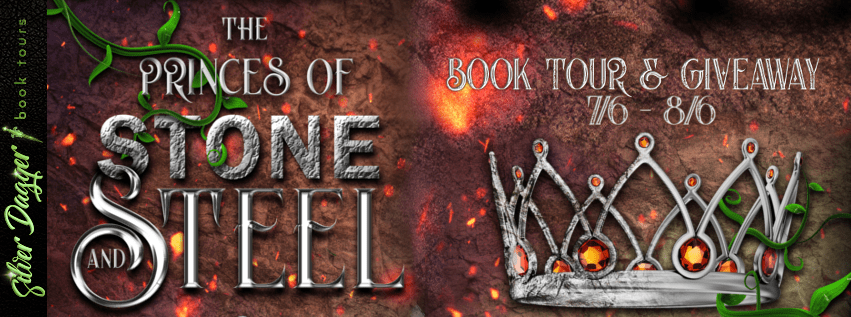 Sarah Zolton Arthur on how she became an author + The Princess of Stone and Steel tour and giveaway