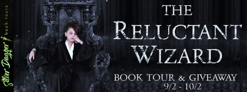 Author A.A. Warne on top 10 Books and Authors +The Reluctant Wizard Tour and Giveaway