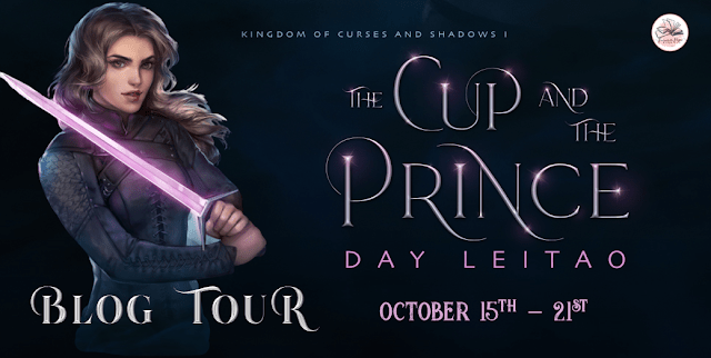 The Cup and the Prince blog and bookstagram tour with Favourite Pages