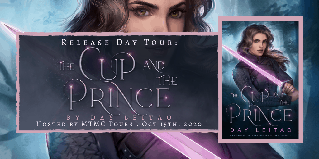Release day Bookstagram tour for The Cup and the Prince