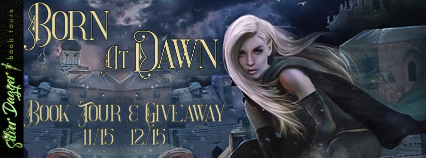 Born at Dawn by Christina Davis Excerpt and Giveaway