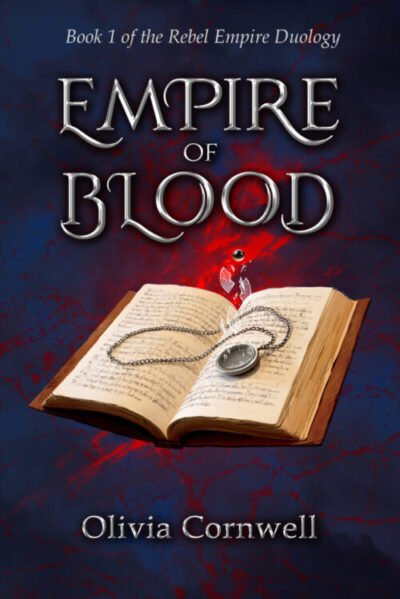 Empire Of Blood Cover 2