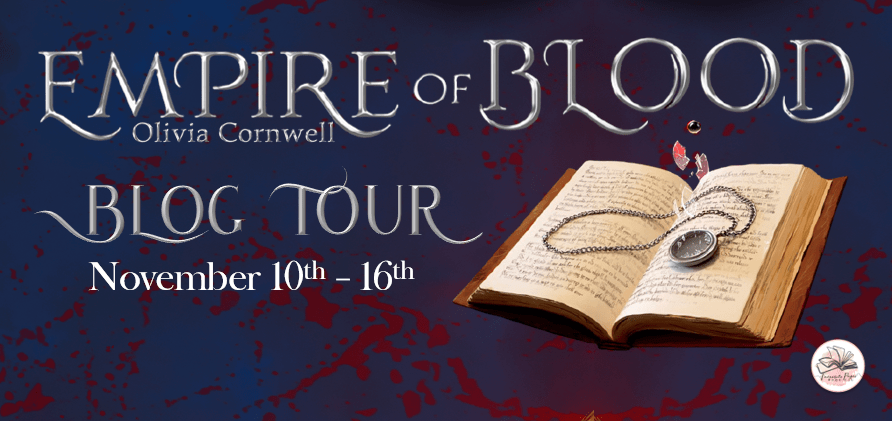 Author Olivia Cornwell on her plotting process - Empire of Blood tour