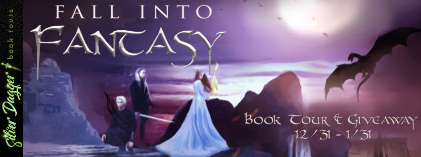 Fall into Fantasy - Mixed Fantasy Anthology Tour and Giveaway