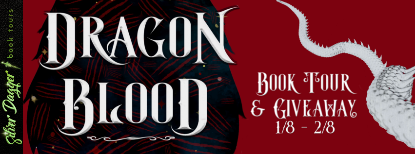 Interview with Mary Beesley - Dragon Blood tour and giveaway