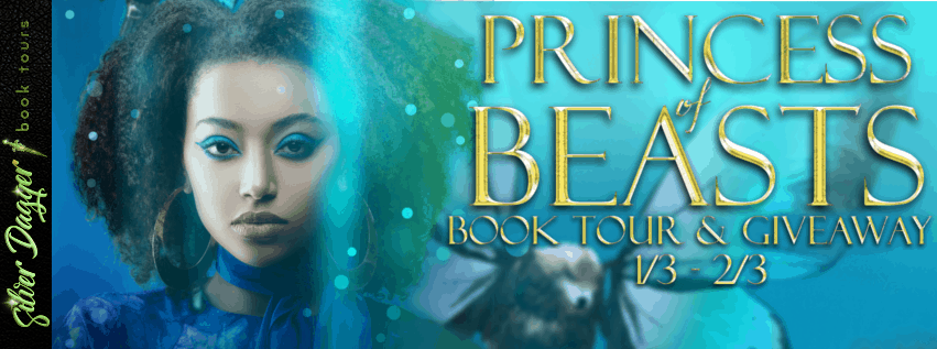 Princess of Beasts by Joanna White Blog Tour
