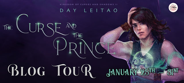 Blog / Instagram tour Schedule for The Curse and the Prince