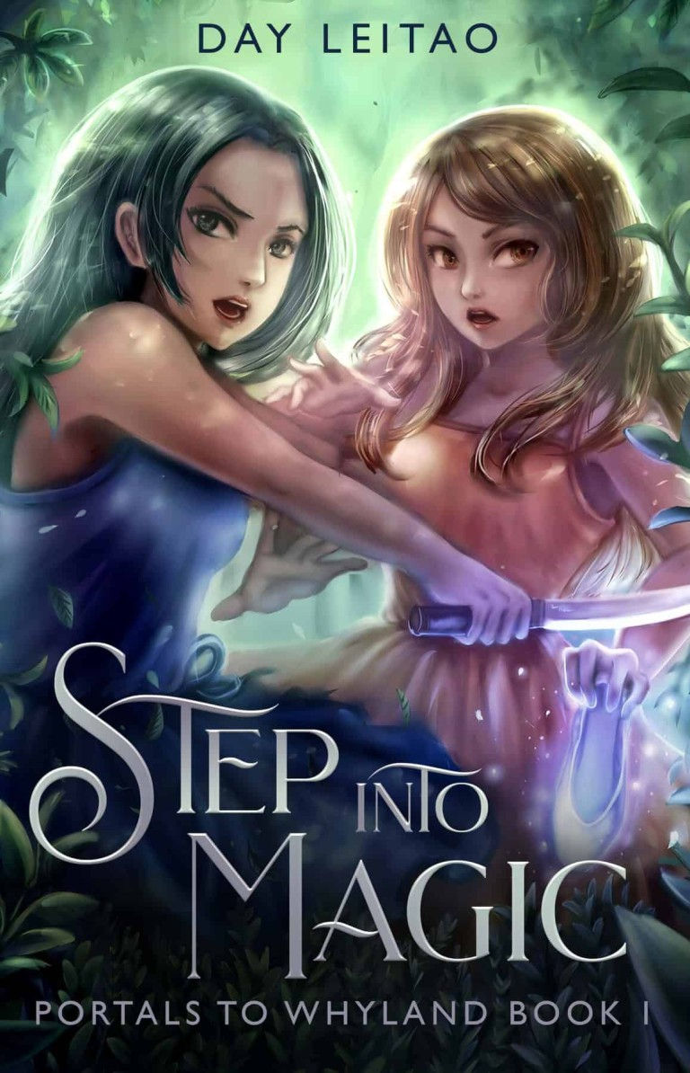 step into magic cover