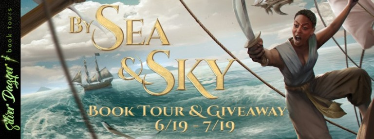 by sea and sky banner