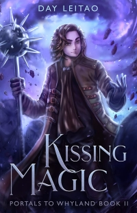 Kissing Magic cover