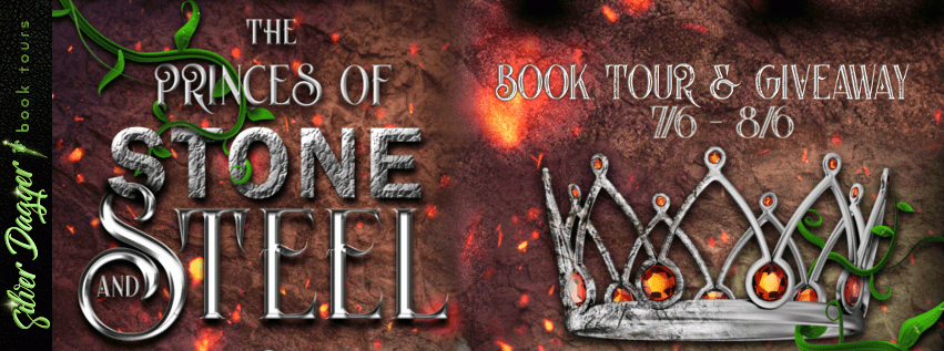the princes of stone and steel banner