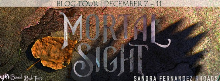 Mortal Sight tour banner