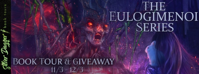 the eulogimenoi series banner