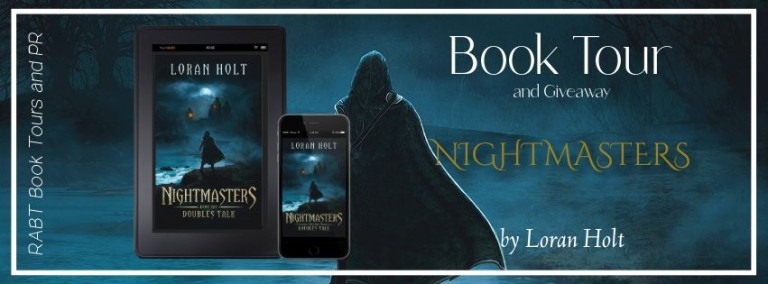 Nightmasters by Loran Holt Tour Banner