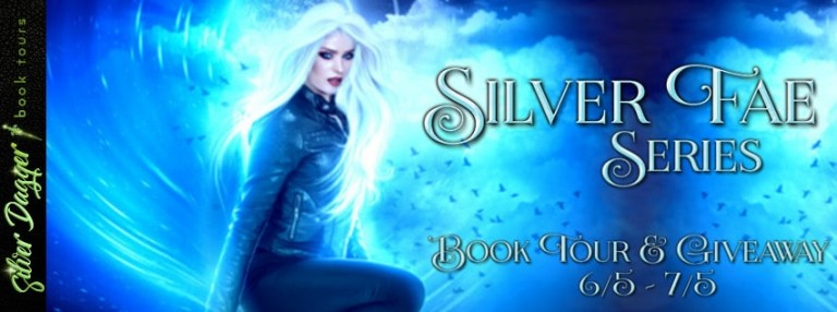 silver fae series banner