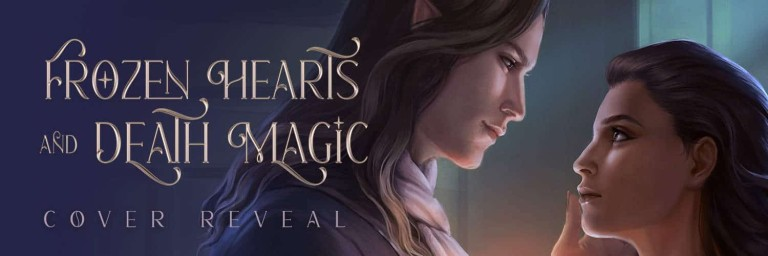 frozen hearts and death magic banner blog
