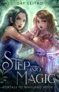 Step Into Magic by Day Leitao