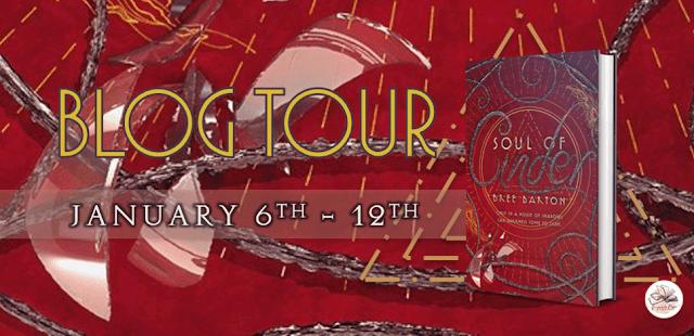 tour banner Soul of Cinder