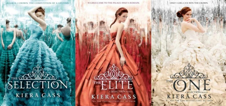The Selection Series: The Selection, The Elite, The One review