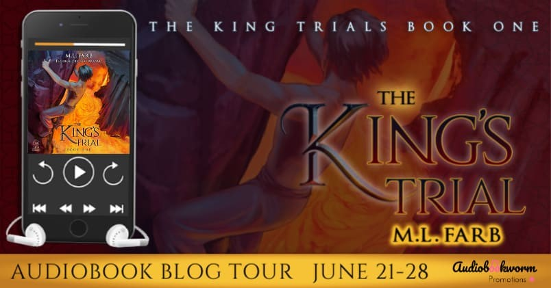 The King's Trial Banner