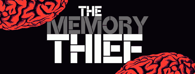 The Memory Thief by G. Sauve